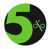 5% знижки