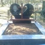 Меморіальний комплекс у вигляді серця