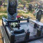 Пам'ятник, цоколь з граніта