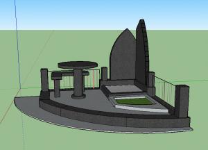 Моделі пам'ятників