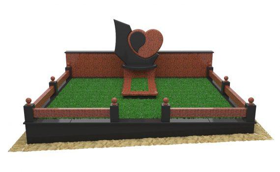 Меморіальний комплекс з серцем6 дизайн-проект