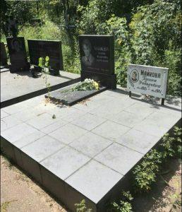 поховання на Берківцях