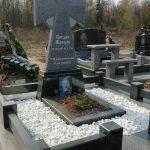 Козацький хрест з покостівського граніту